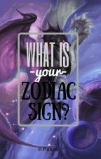 🌟ZODIAC SIGNS🌠 by Patless