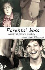 Parents' Boss || Larry [OD NOWA] by billberrycal