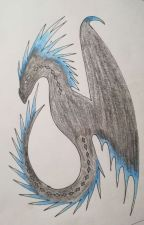 Dragonsoul - (OC Story)  by Bluewings55