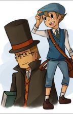 Professor Layton and the Cryptic Counterpart by fullmetalviolist