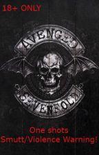Avenged Sevenfold one shots (SMUT/VIOLENCE/TRIGGERS) by firefly88