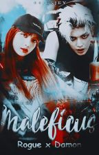 Maleficus: Rogue x Damon by dauntlehs
