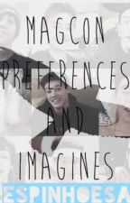 Magcon Preferences and Imagines by espinhoesa