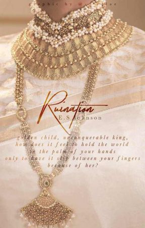 Ruination: A Poetry Oneshot ✔ by ESJohnson