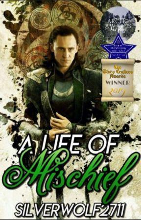 Life Of Mischief by Silverwolf2711