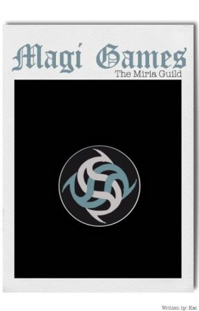 AG: Magi Games by wordsmith-
