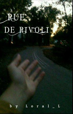 Rue de Rivoli  by adrianna345