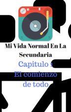 Mi vida normal en la secundaria by NicolasFormell