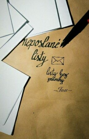 Neposlané listy by __Inu_