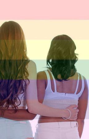 My First Lesbian Lover? by Melaninrainbow