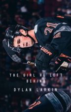 The Girl He Left Behind | Dylan Larkin by Kk_lmao_1995