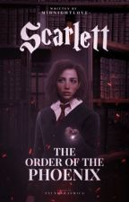 Scarlett Carran and the Order of the Phoenix (#Wattys2018) by potterheadgirlxxx