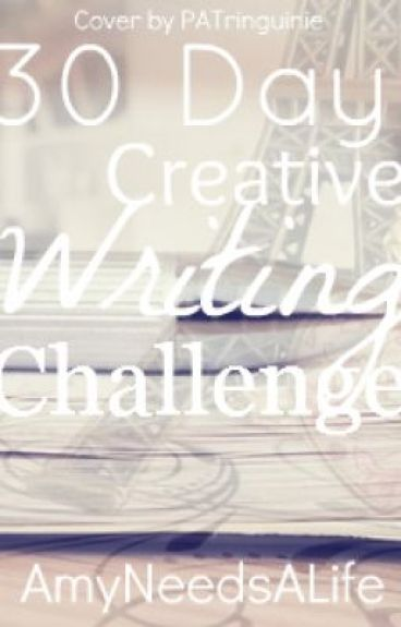 creative writing challenge