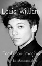 Louis Tomlinson imagines by NouisHoransons_child