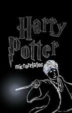 Harry Potter - Microrelatos by joaquinzabalegui