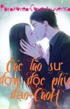 Các lão sư đơn độc phụ đạo-CaoH NP by CoverTruyenSac