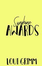 Sunshine Awards [closed] 2018 by sunshineforloui
