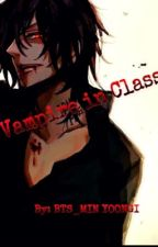 Vampire in class by Wolfgirl362_YT