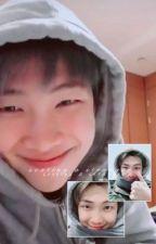 sexting a stranger • kim namjoon by softjhope