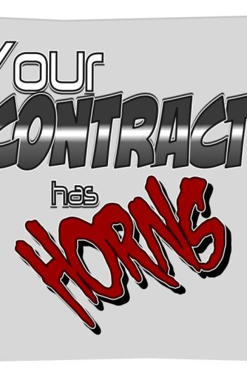 Your Contract Has Horns: Grappling with the Law, for Writers