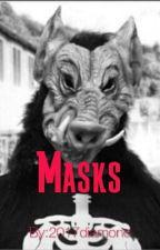 Animal Masks by 2017diamond