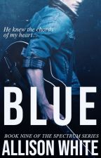 Blue (The Spectrum Series: #3) by AuthorAWhite