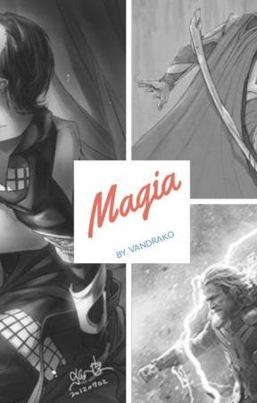 Magia by Vandrako