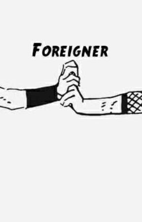 Foreigner by The_Pink_Dango