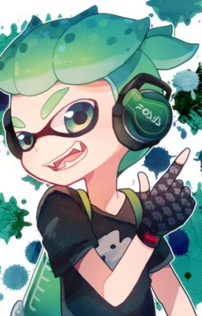 Inkling boy x reader one-shot: What I notice in him...! by Freakin_DED