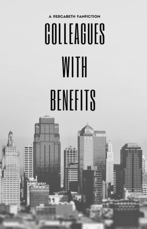 Colleagues with Benefits - A Percy Jackson Fanfiction by KhushiPathak