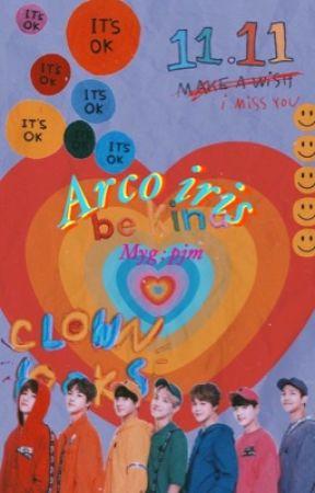 Arco iris  ♡ y.m ♡  by diaryof_rose