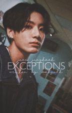 exceptions | j.jk 18+ by mokgukk