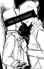Take This To Heart |Stan X Kyle| by FandereChan