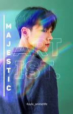 Majestic Art Ten AmBw by kayla_animelife