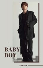 babyboy | y.kh + l.mh  by pastelgyux