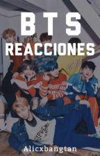 Reacciones » BTS. by alicxbangtan_