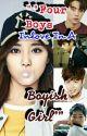 """Four Boys Inlove In a Boyish Girl"" by Rons_kie"
