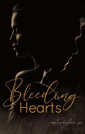 Bleeding Hearts (Dark Chaos MC #2) by mysteriouslove_xx