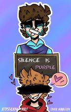 Silence Is Purple  (TordTom) (High School au) by Checkered_Harpoon