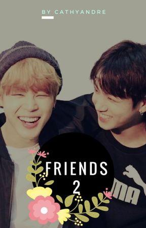 Friends - 2da Parte  (Jikook) by CathyAndre