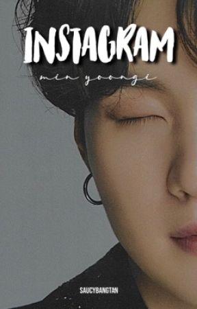 instagram | min yoongi ✔ by saucybangtan