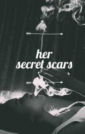 Her Secret Scars by The_Sky_Is_Blurple