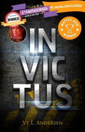 The Invictus Code by vyandersen