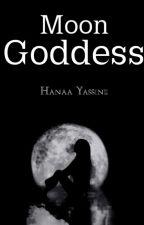 Moon Goddess  by Hanaa-y