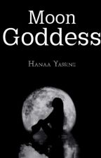 Moon Goddess  by Diamond-y