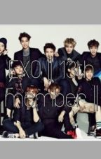 EXO || 13th Member || by LMack2124