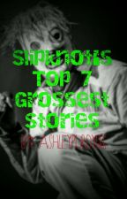 *Slipknot's Top 7 Grossest Stories by ashleypurdy666