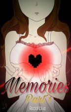 Memories [Part 1] (3° temporada) FloweyxRender by RocioNBlue