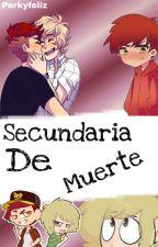 Secundaria De Muerte | FOLDEN | #FNAFHS by perkyfeliz