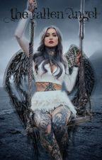 the fallen angel (Ryan Ashley malarkey/you) by InhumanCreations